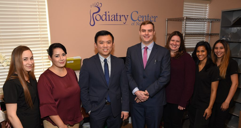 Podiatry Center of NJ Team Photo