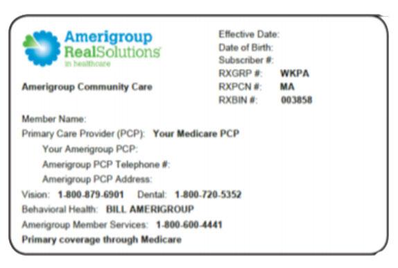 Amerigroup Podiatrists