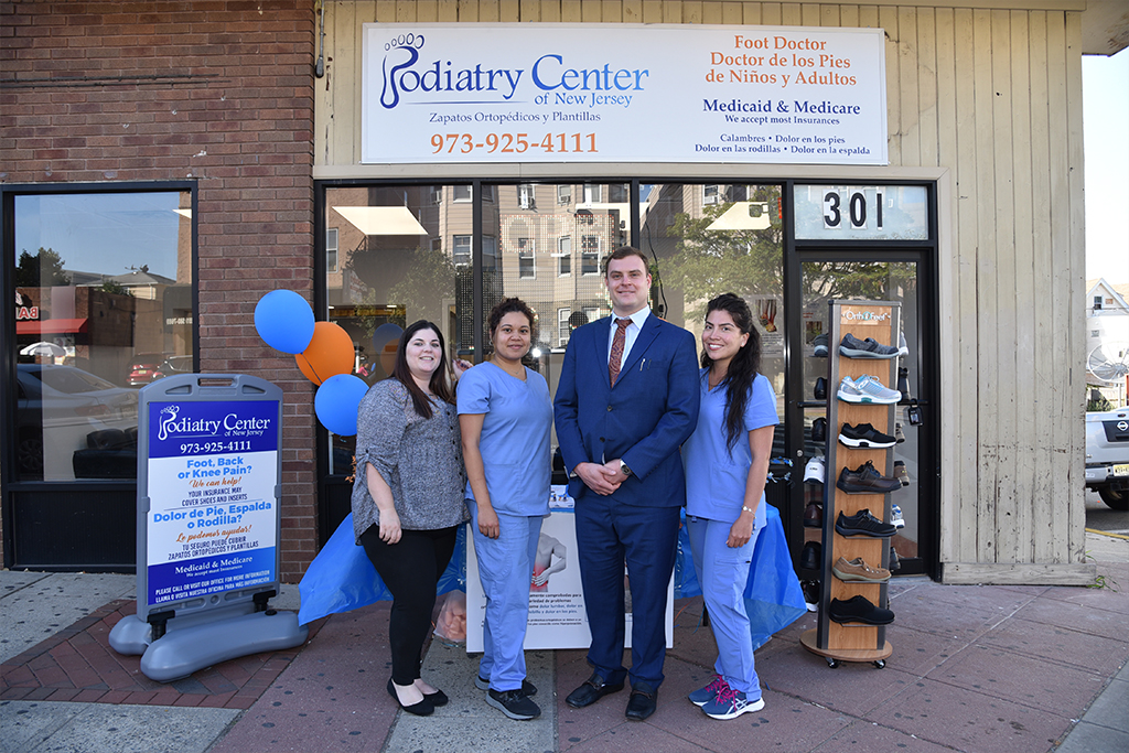 Kearny-Podiatry-Office