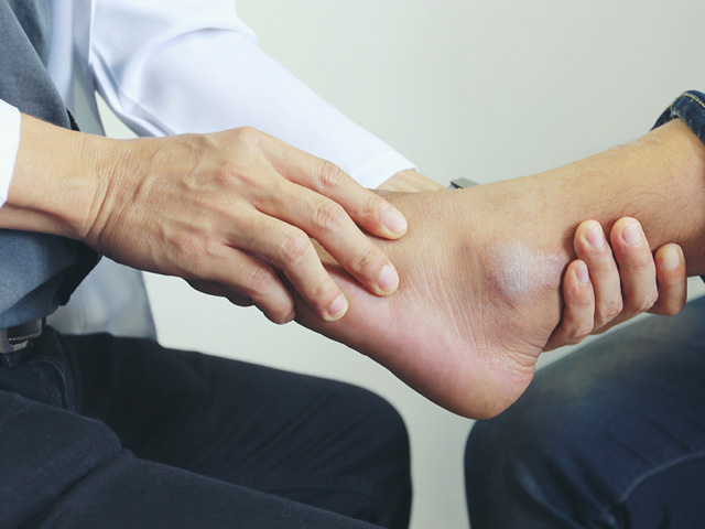Common Geriatric Foot and Ankle Problems