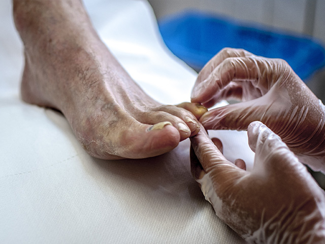 Top-Notch Geriatric Podiatry Services