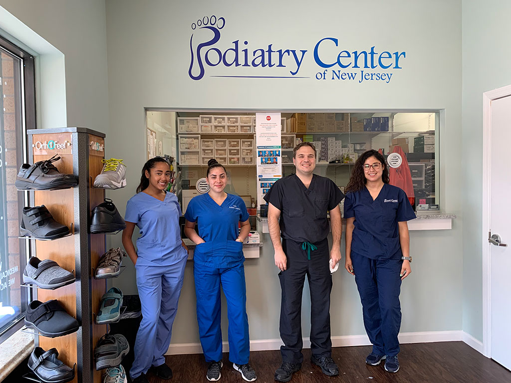 Team of Podiatry Center