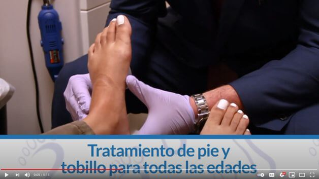 Podiatry Center of New Jersey Introduction Spanish